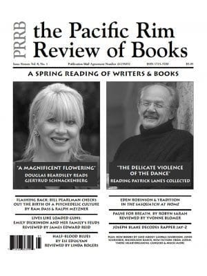 The Pacific Rim Review of Books Magazine - Reviews, editorials, poetry and other contributions by established and upcoming writers on the Pacific Rim.