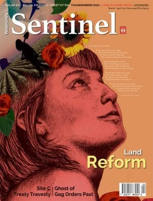 Watershed March/April 2017 cover: Land Reform