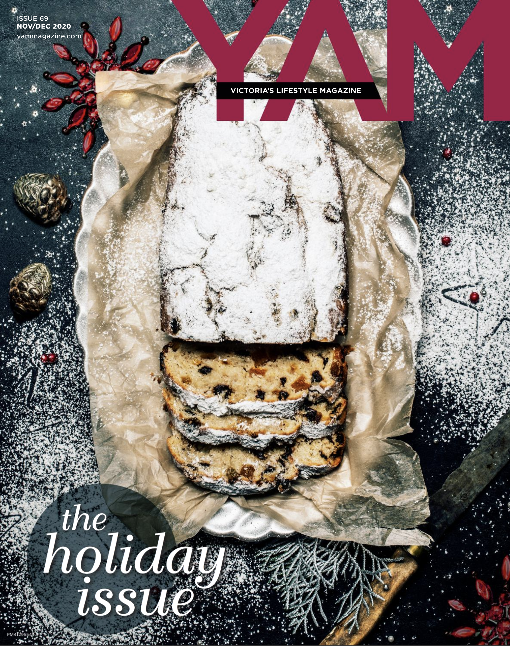 Issue 69 Nov-Dec 2020 cover