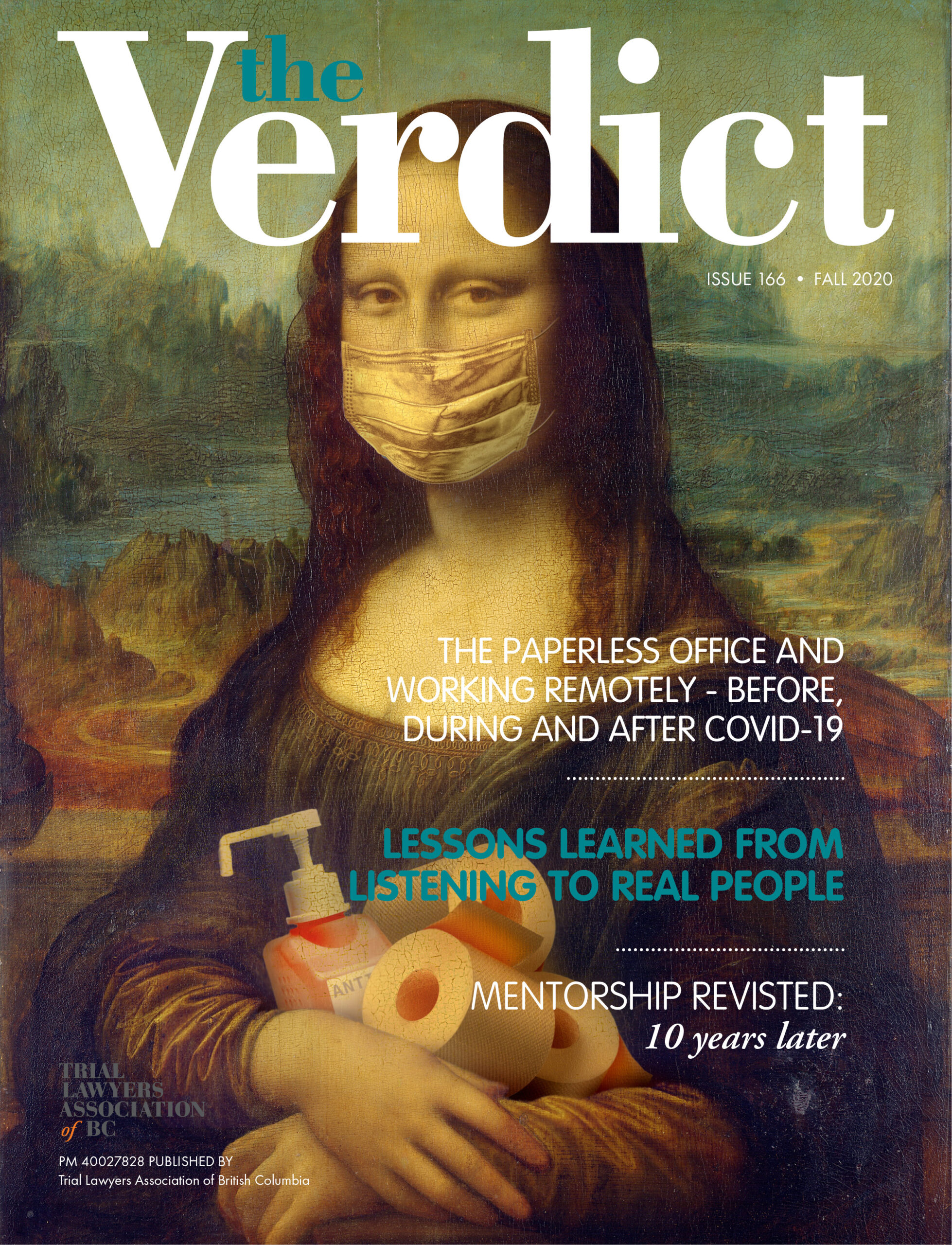 the Verdict issue 166 cover