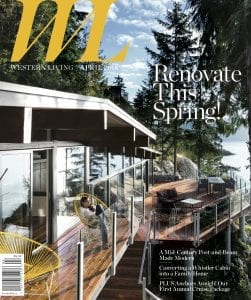 WL Western Living April 2018 Renovate This Spring!