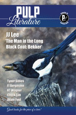 Pulp Literature issue 24 cover bird