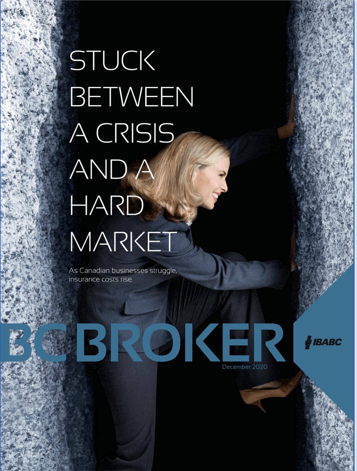 Stuck between a crisis and a hard market