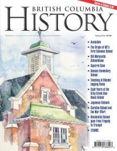 BC History issue 51.1 Spring 2018