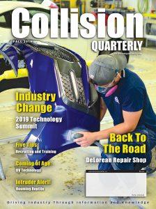 Collision Quarterly Fall 2019 cover