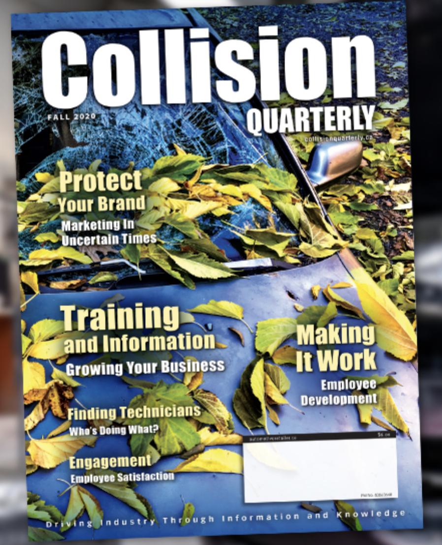 Collision Quarterly Fall 2020