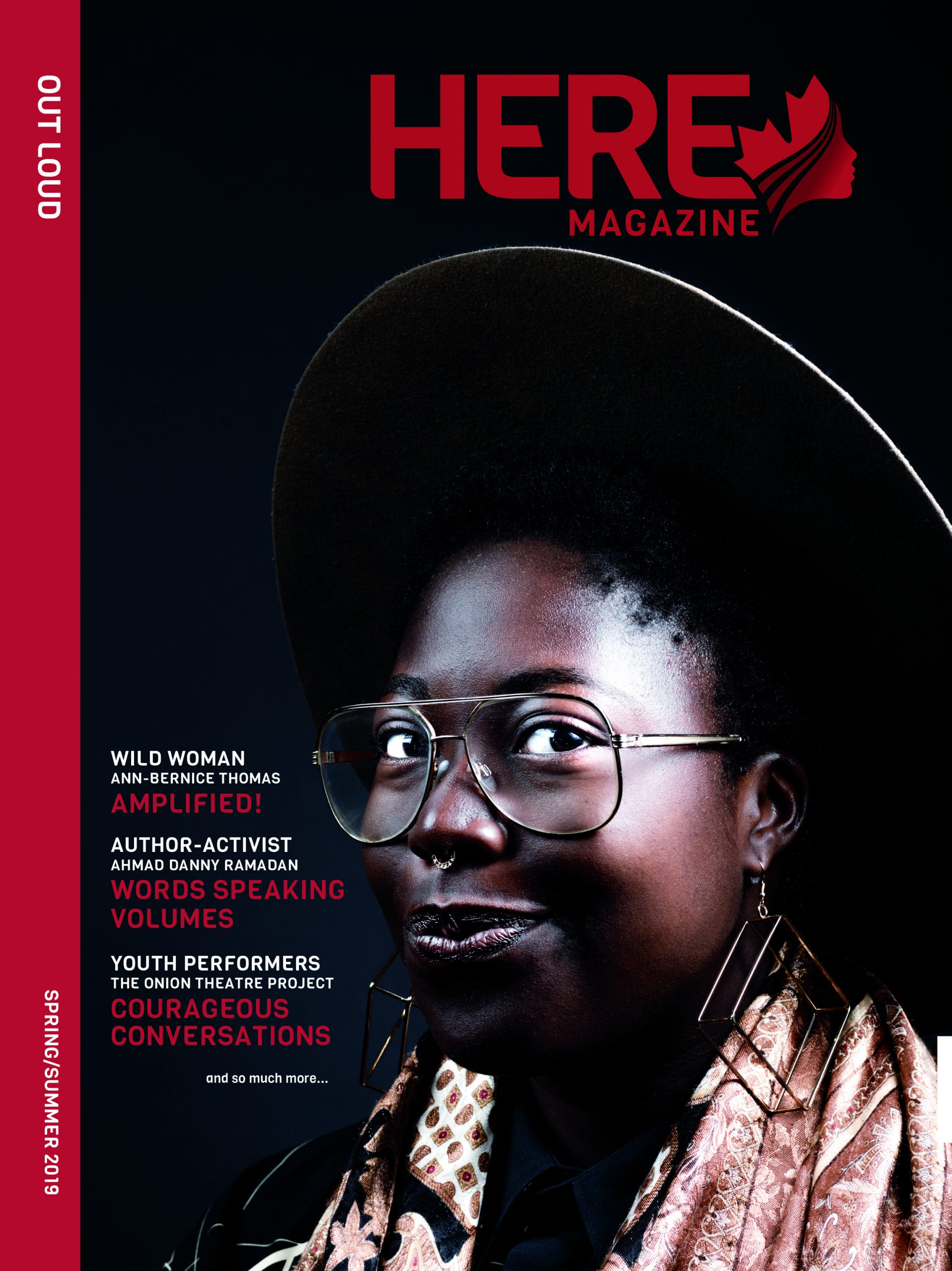 Here Magazine 2019 cover