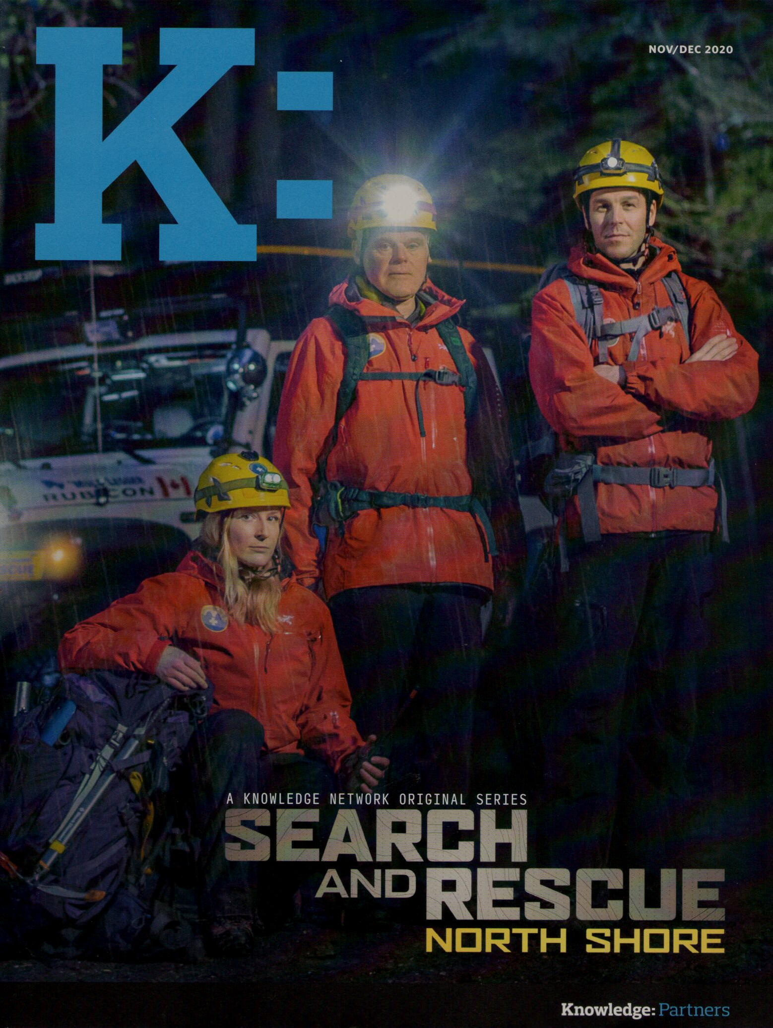 Search and Rescue North Shore