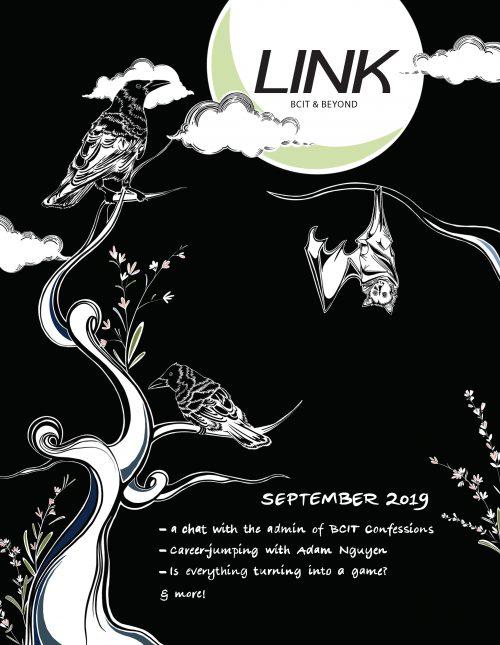LINK September 2019 cover