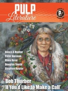 Pulp Literature Canadian Magazine - Publishes short stories, poetry and comics.