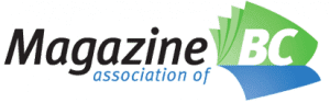 Magazine Association BC logo