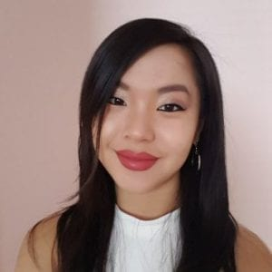 Selenna Ho - managing editor for Link Magazine and promotions coordinator for Roundhouse Radio