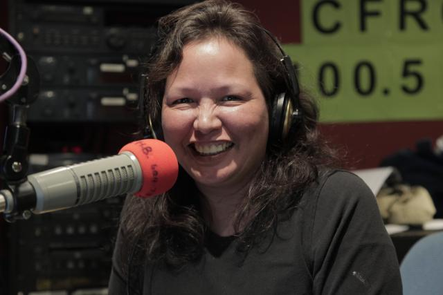 Gunargie O'Sullivan, radio host, cultural worker, poet