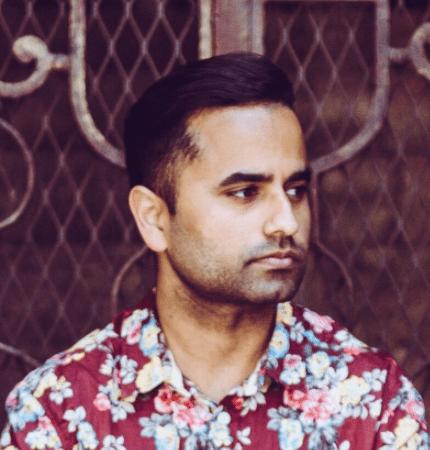 Karm Sumal headshot