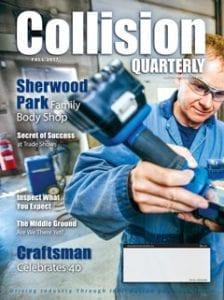 Collision Quarterly Fall 2017 cover