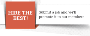 MagsBC graphic: Hire the Best! Submit a job & we'll promote it to our members.