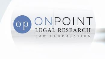 OnPoint Legal Research Law Corporation