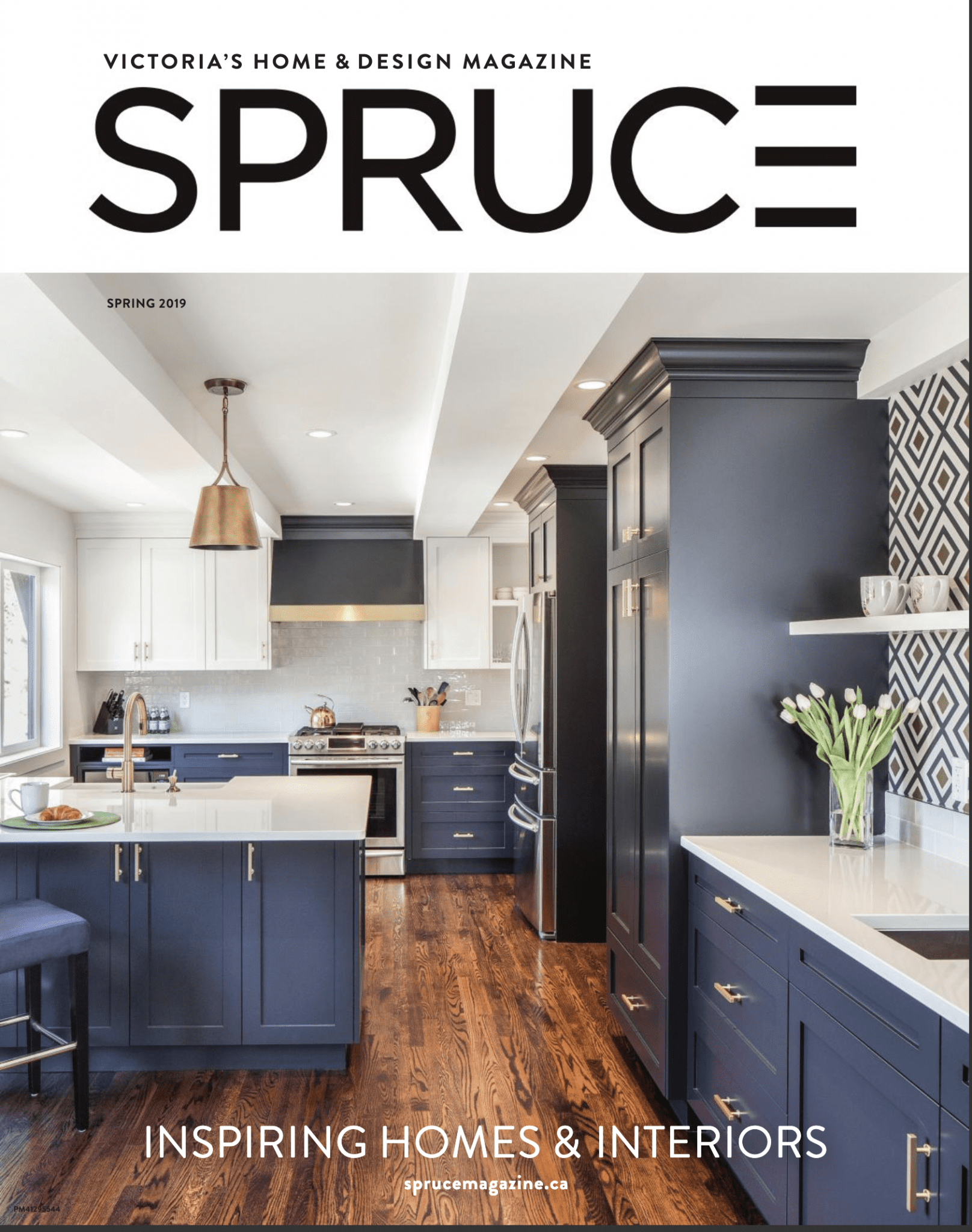 Spruce cover – Spring 2019