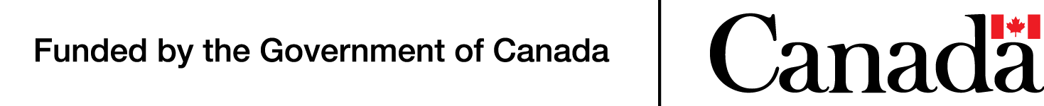 Funded by the Government of Canada