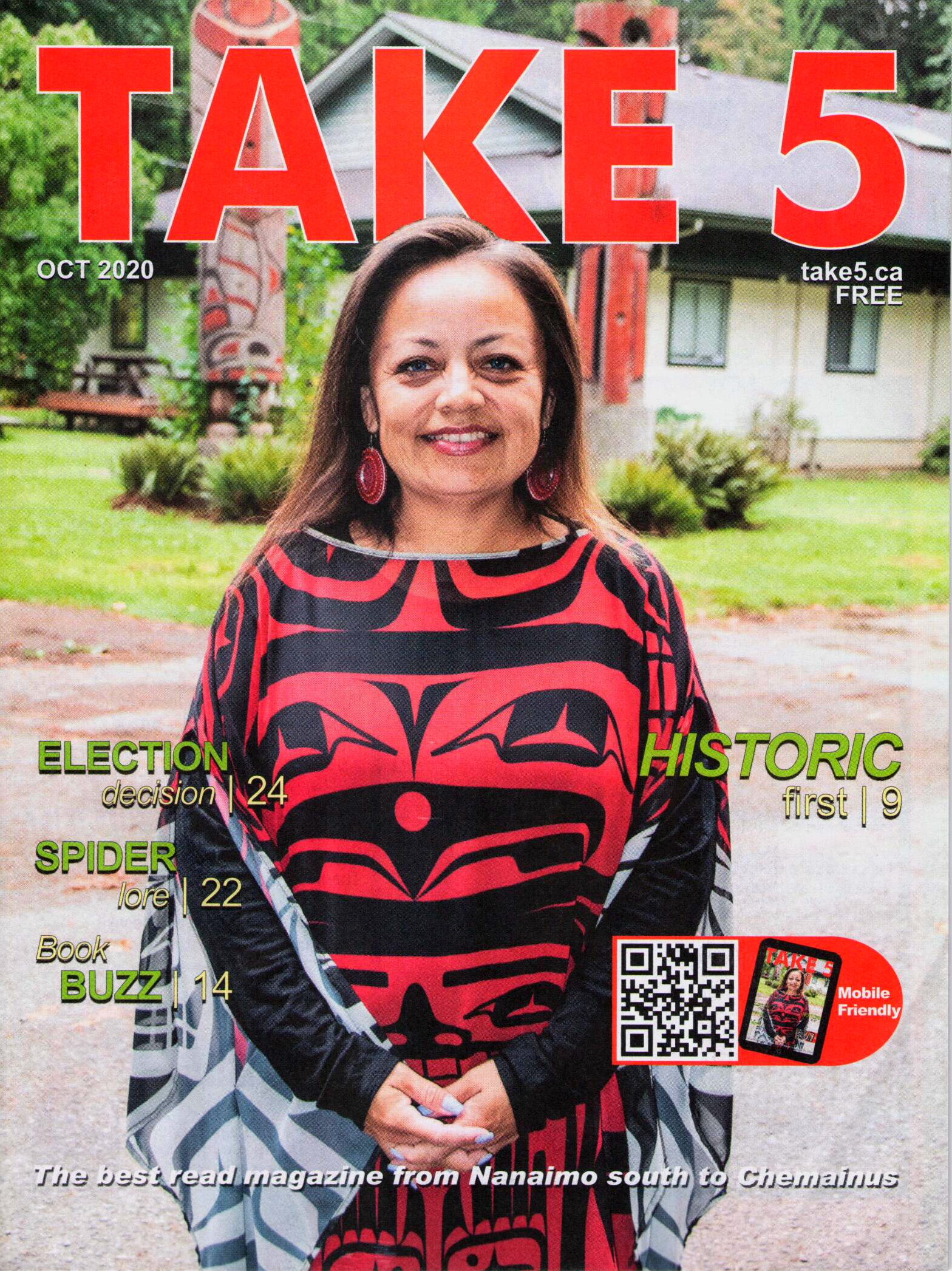 TAKE 5 2020 Oct cover