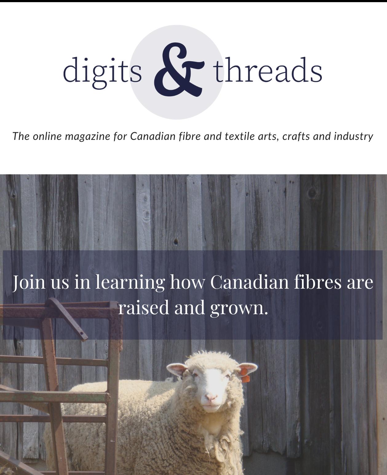Digits & Threads Magazine