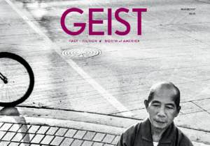 Geist issue 117 cover