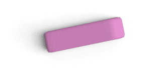 Magazine Association of BC Slider pink eraser