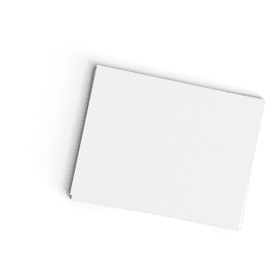 Magazine Association of BC Slider sheets of white, blank paper